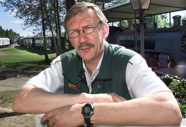 Juoksijalegenda Martti Vainio joutui huijauksen uhriksi.