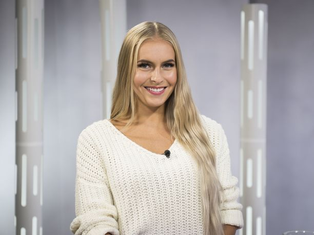 Alina Voronkova on tuore Miss Suomi.
