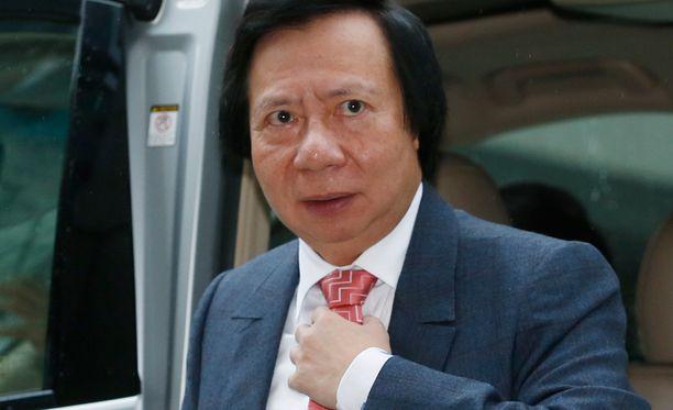 Thomas Kwok on talouslehti Forbesin maailman rikkaimpien ihmisten top-100-listan sijalla 75 yhdessä veljensä kanssa.