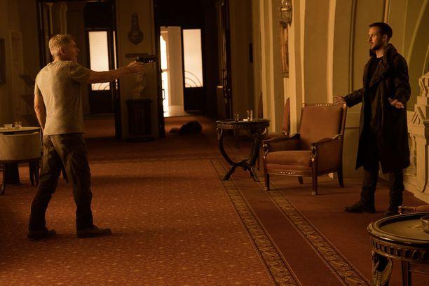 Uuden Blade Runnerin päärooleissa nähdään Ryan Gosling, 36, sekä edellisestä elokuvasta tuttu Harrison Ford, 75.