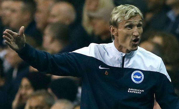 Sami Hyypiän Brighton on voittanut elokuun jälkeen vain yhden liigaottelun.