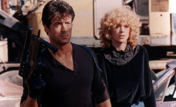 Ex-pari tähditti 1980-luvulla Cobra-elokuvaa.
