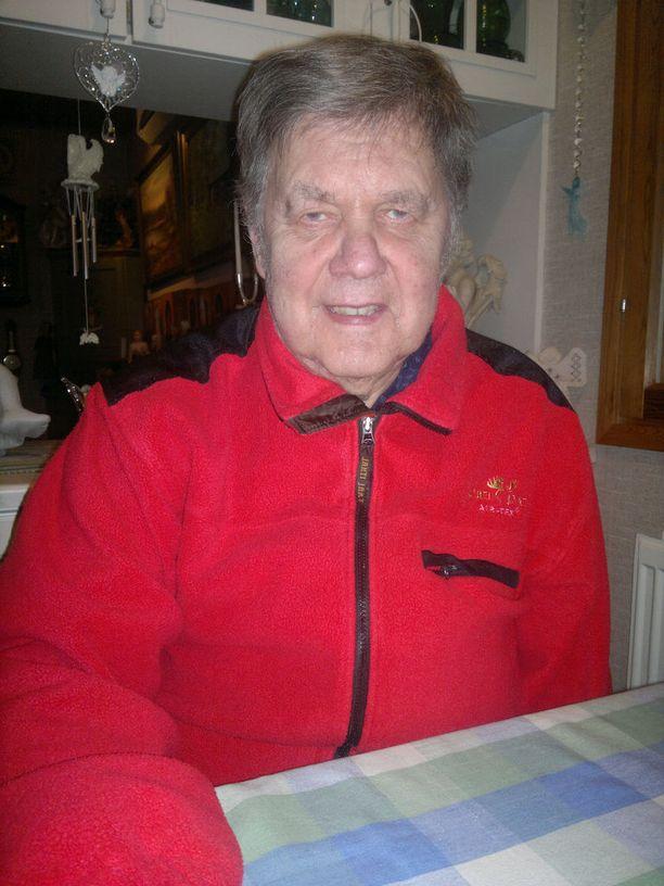 Eero Virtanen on jämsäläinen harrasterunoilija.