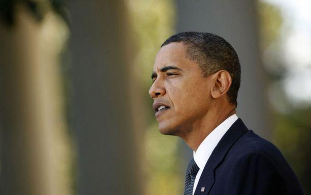 Presidentti Barack Obama kertoi ottavansa palkinnon nöyränä vastaan.