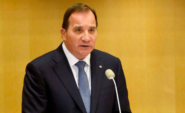 Palestiinan valtion tunnustamisesta kertoi Ruotsin uusi pääministeri Stefan Löfven.