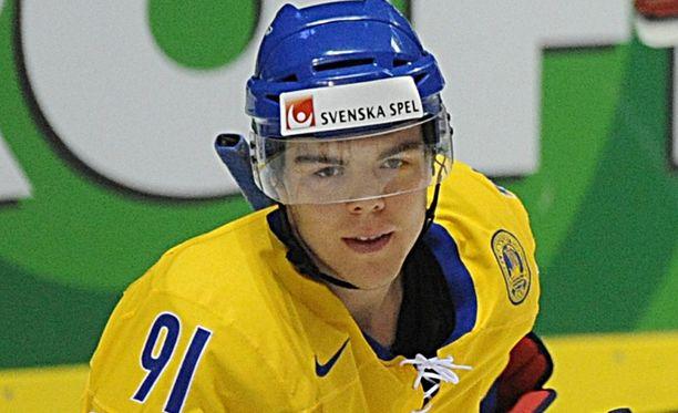 Magnus Pääjärvi teki kisojen kolmannen maalinsa.