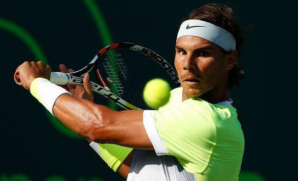Rafael Nadal ei ole ollut loistelias tänä vuonna, mutta Ranskasta hän on yleensä poistunut mestarina.