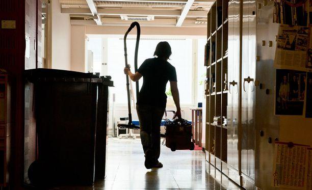 Ammattien palkat vaihtelevat työkokemuksen ja alueidenkin mukaan.