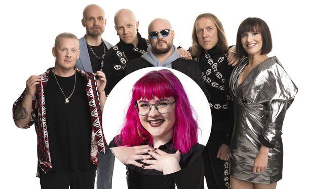 Idan kolme viikkoa kestänyt jännitys purkautuu, kun hän saa yllättäen kuulla olevansa mukana The Voice of Finlandissa.