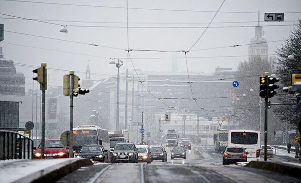 Meteorologien mukaan valkea joulu näyttää koko Suomessa todennäköiseltä.