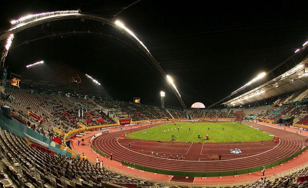Yleisurheilun MM-kisat järjestetään Dohassa vuonna 2019. Nyt esitetyt väitteet jo vuoden 2017 MM-kisahausta tuovat kisaisännän ylle synkän varjon.