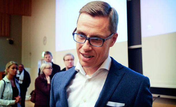 Nykyisessä turvallisuuspoliittisessa tilanteessa Suomen tulee Stubbin mukaan olla valppaana.