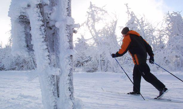 Kuluva talvi on tilastojen valossa tavanomaista kylmempi.