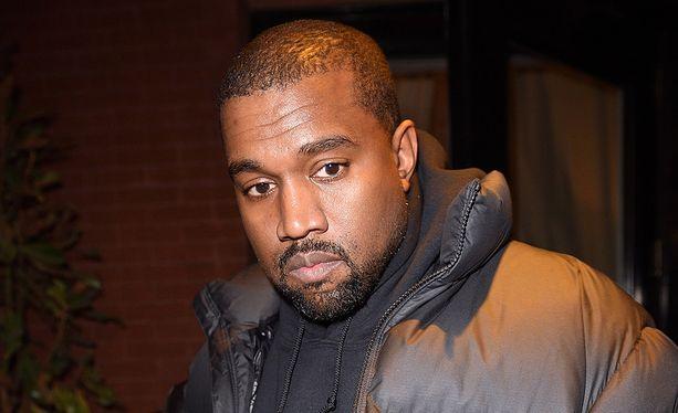 Kanye West tviittailee hurjaa tahtia.