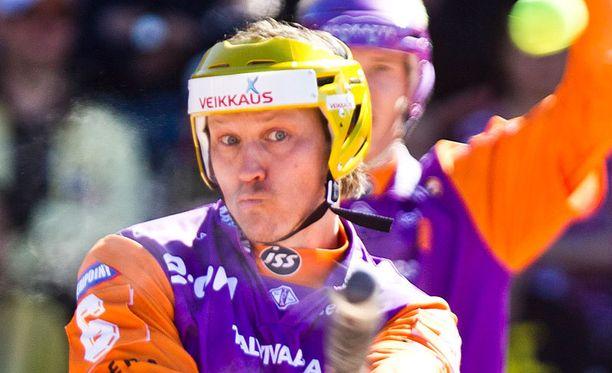 Jymyn Toni Kohonen (arkistokuva).