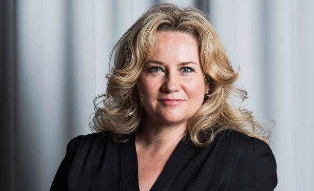 Maria Sid on Ella Kannisen ensimmäinen vieras. Toinen on kuvataiteilija Hannu Palosuo.
