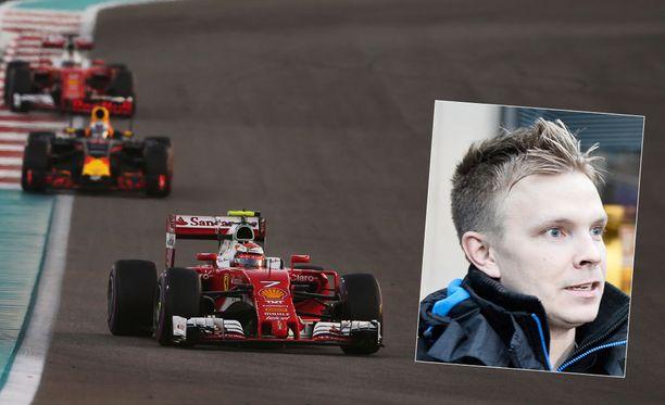 Niki Juusela on pitkän linjan formulaseuraaja.