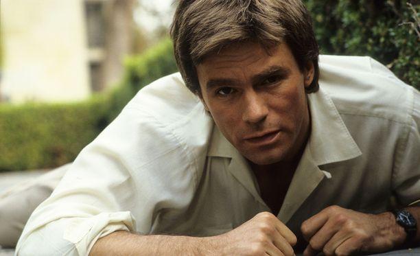 Richard Dean Anderson muistetaan Angus MacGyverin roolista.