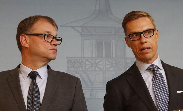 Hallintarekisterijärjestelmän sallimista Suomessa ovat ajaneet pääministeri Juha Sipilä ja valtiovarainministeri Alexander Stubb.