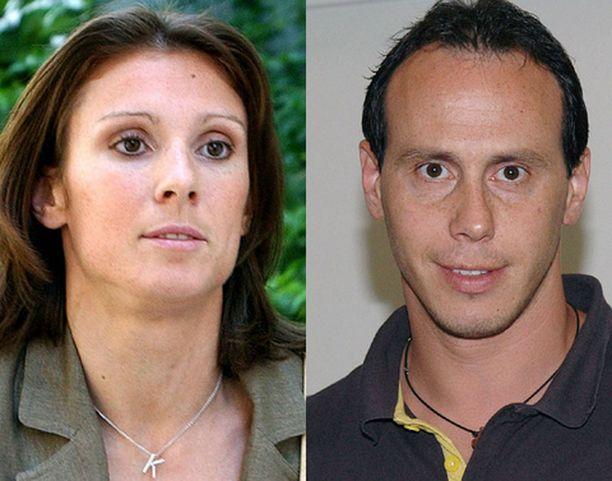 Olympiakisojen hopeamitalisti Ekaterina Thanoun ja olympiavoittaja Konstantinos Kenteriksen panna loppuu joulukuussa.