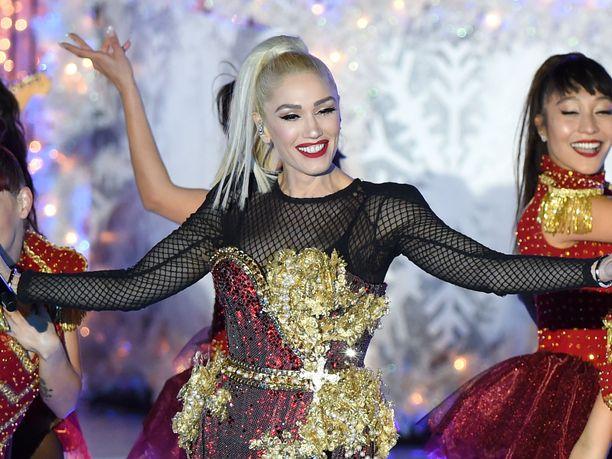 No Doubt -yhtyeen laulajana aloittanut Gwen Stefani huomioi yhtyeen rakastetuimpiin kappaleisiin lukeutuvan Don't Speakin vuosipäivän. Kuva vuodelta 2019.