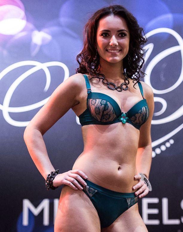 Miss Helsinki Finalistit