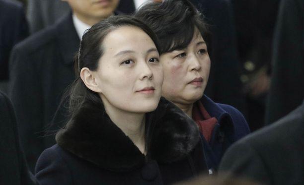 Kim Yo Jong, Pohjois-Korean yksinvaltias Kim Jong-unin pikkusisko.