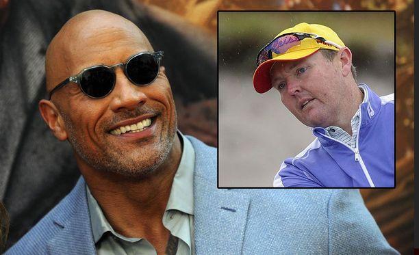 """Dwayne """"The Rock"""" Johnson oli yksi Jarrod Lylen uutista Twitterissä kommentoineista."""