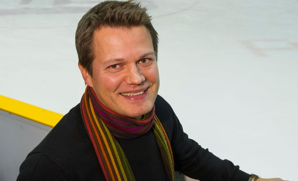 Sami Kapanen, 42, oli mukana voittamassa Suomen ensimmäistä jääkiekon maailmanmestaruutta vuonna 1995.