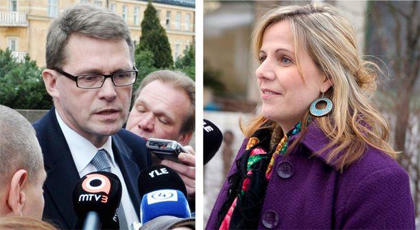 Susan Ruususen kirjaa hänen ja Matti Vanhasen suhteesta puitiin aikanaan kaikissa oikeusasteissa.