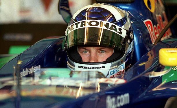 Nuoren Jäämiehen keskittymiskyky yllätti monet F1-asiantuntijat.