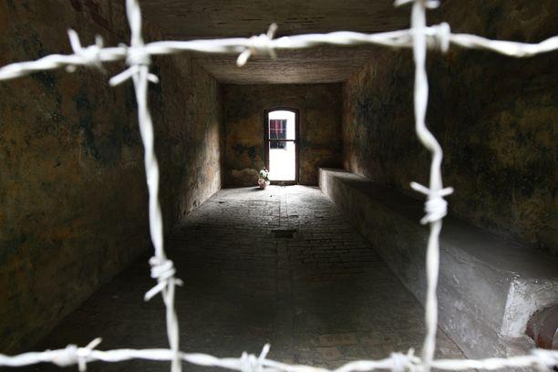Stutthof oli ensimmäinen Saksan ulkopuolelle avattu keskitysleiri.