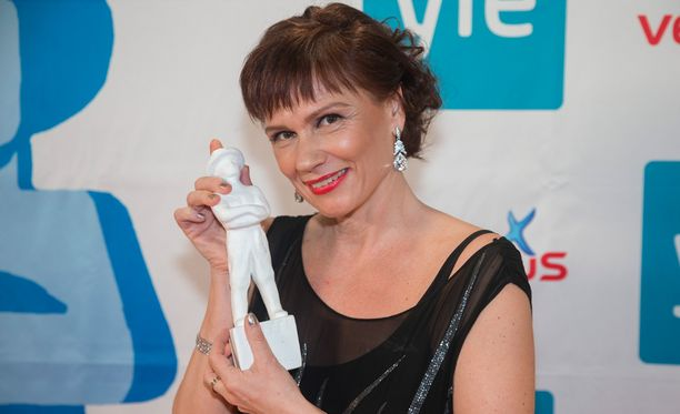 Parhaan naisivuosan palkinnon voitti Mari Rantasila.