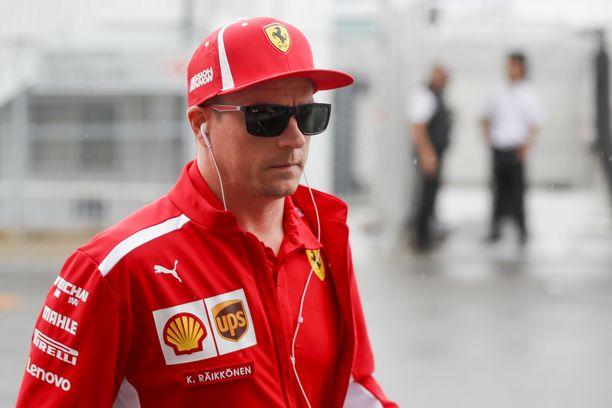Kimi Räikkönen tuo Sauberille lisää kokemusta ja näkemystä.