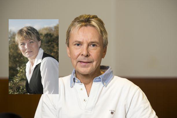 Sirpa ja Matti seurustelivat vuonna 1993.