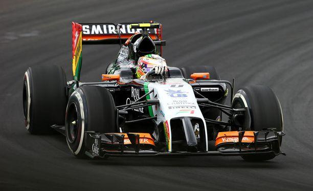 Force Indiaa ei nähdä Jerezissä.