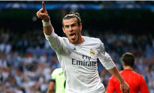 Gareth Bale ratkaisi epäonnistuneella keskityksellään Real Madridin finaalipaikan.
