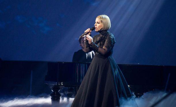 Euroviisuissa Suomea edustaa suomalaiskaksikko Norma John.