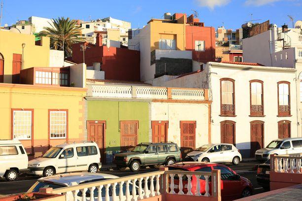 La Palman tunnelma tuo paikoitellen mieleen Kuuban.