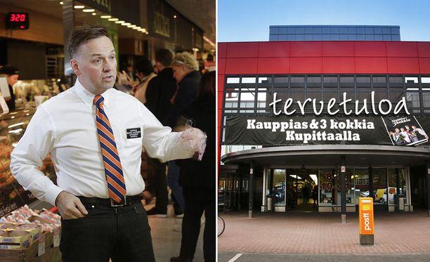 K-Citymarketin kauppiaan Hannu Aaltosen mukaan kauppojen sääntelyä pitäisi edelleen vähentää.