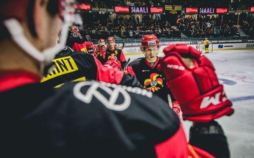 Jokerit voitti Tallinnassa – suomalaispuolustajat hallitsevat KHL:n maalipörssiä