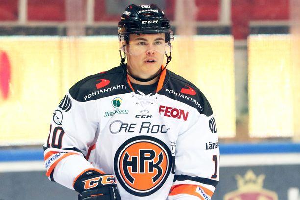 HPK jäi Ville Koistisen uran viimeiseksi seuraksi.