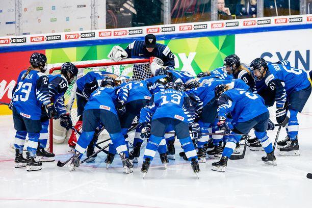 Suomi nappasi edellisistä MM-kisoista hopeaa.