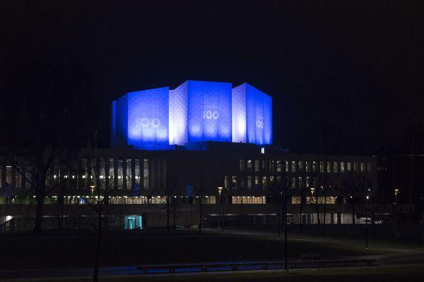 Finlandia-talosta tulee jopa 2000 toimittajan tukikohta Trumpin ja Putinin vierailun ajaksi.
