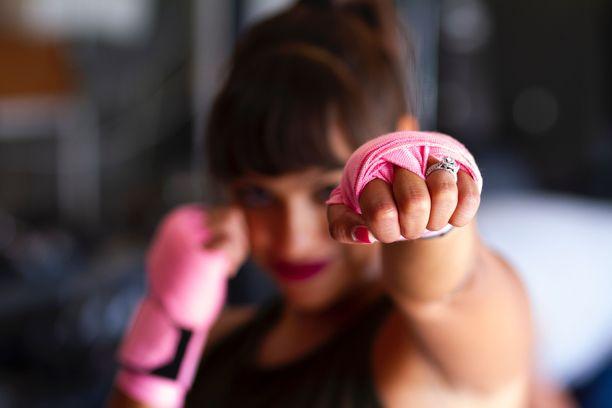 Toisinaan treenitrendien kokeileminen voi toisaalta olla piristysruiske - oletko jo kokeillut nyrkkeilyä?