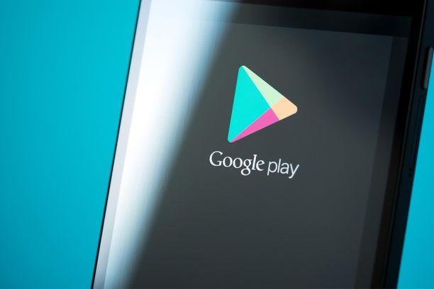 Seitsemän urkintasovellusta poistettiin Googlen Play-kaupasta.