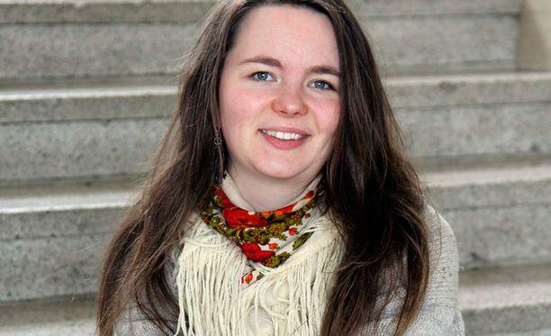 Anni Ahlakorpi johtaa Vasemmistonuoria. Hän on allekirjoittanut muiden nuorisojärjestöjen puheenjohtajien tavoin vetoomuksen.