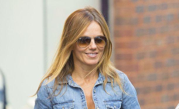 Spice Girlsistä tuttu Geri Horner täytti maanantaina 46 vuotta.
