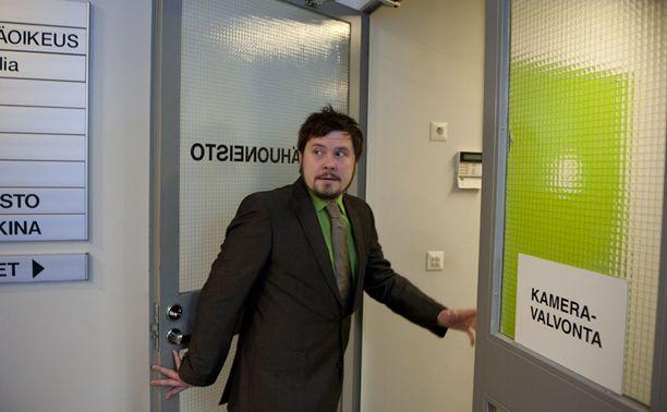 Janne Kataja suhtautuu luottavaisesti oikeudenkäyntinsä tulokseen.