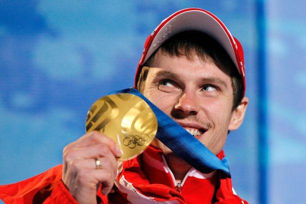 Jevgeni Ustjugov kärähti dopingista.